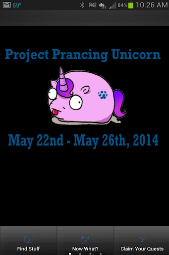 Project Prancing Unicorn