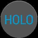 Holo Icons (Nova/Apex/Go/ADW) icon