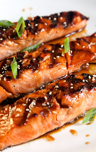 King Salmon Recipes