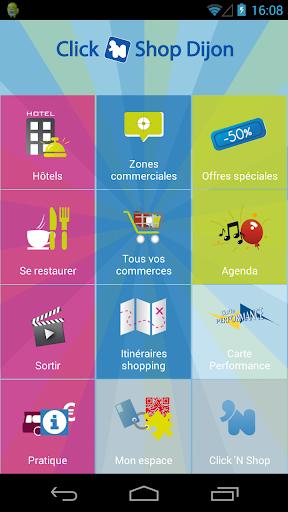 Click 'n Shop - Dijon