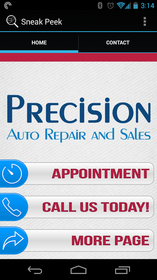 Precision Auto Repair - screenshot
