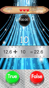 Crazy Maths Challenge Free- screenshot thumbnail