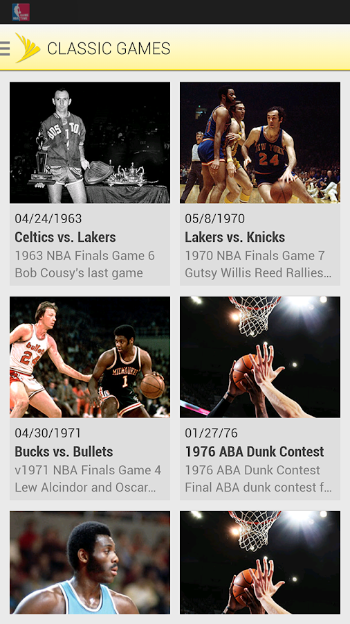 NBA Game Time 2013-2014 - screenshot