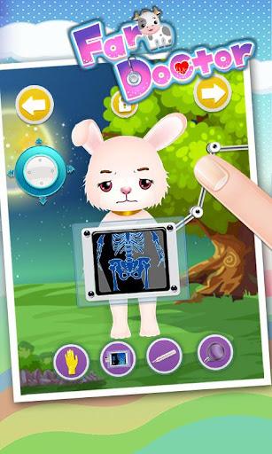 Игра Pet Farm Vet Doctor для планшетов на Android