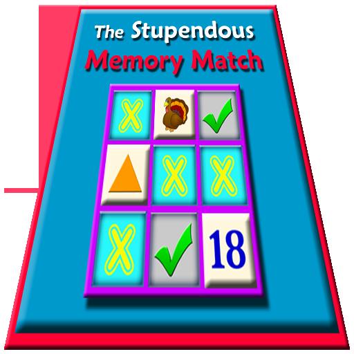 解謎App|The Stupendous Memory Game LOGO-3C達人阿輝的APP