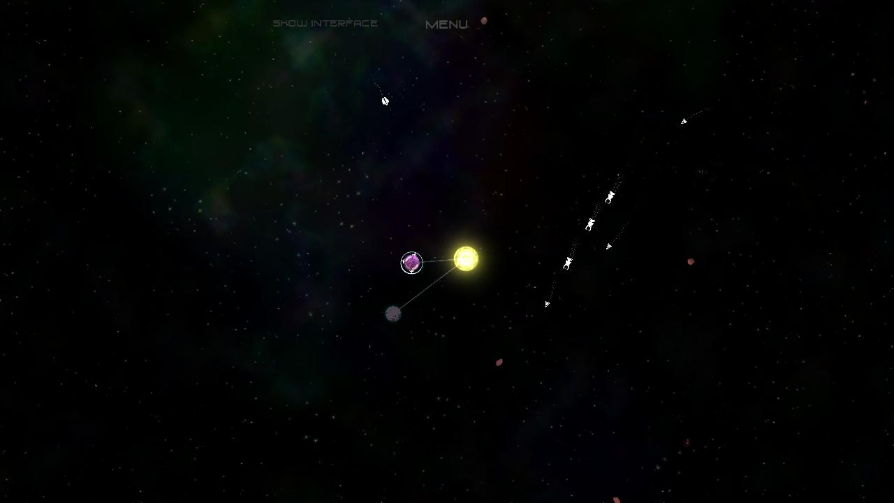 Solar 2 - screenshot