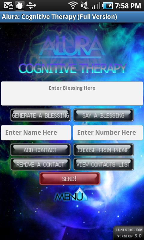 Alura : Cognitive Therapy Full - screenshot