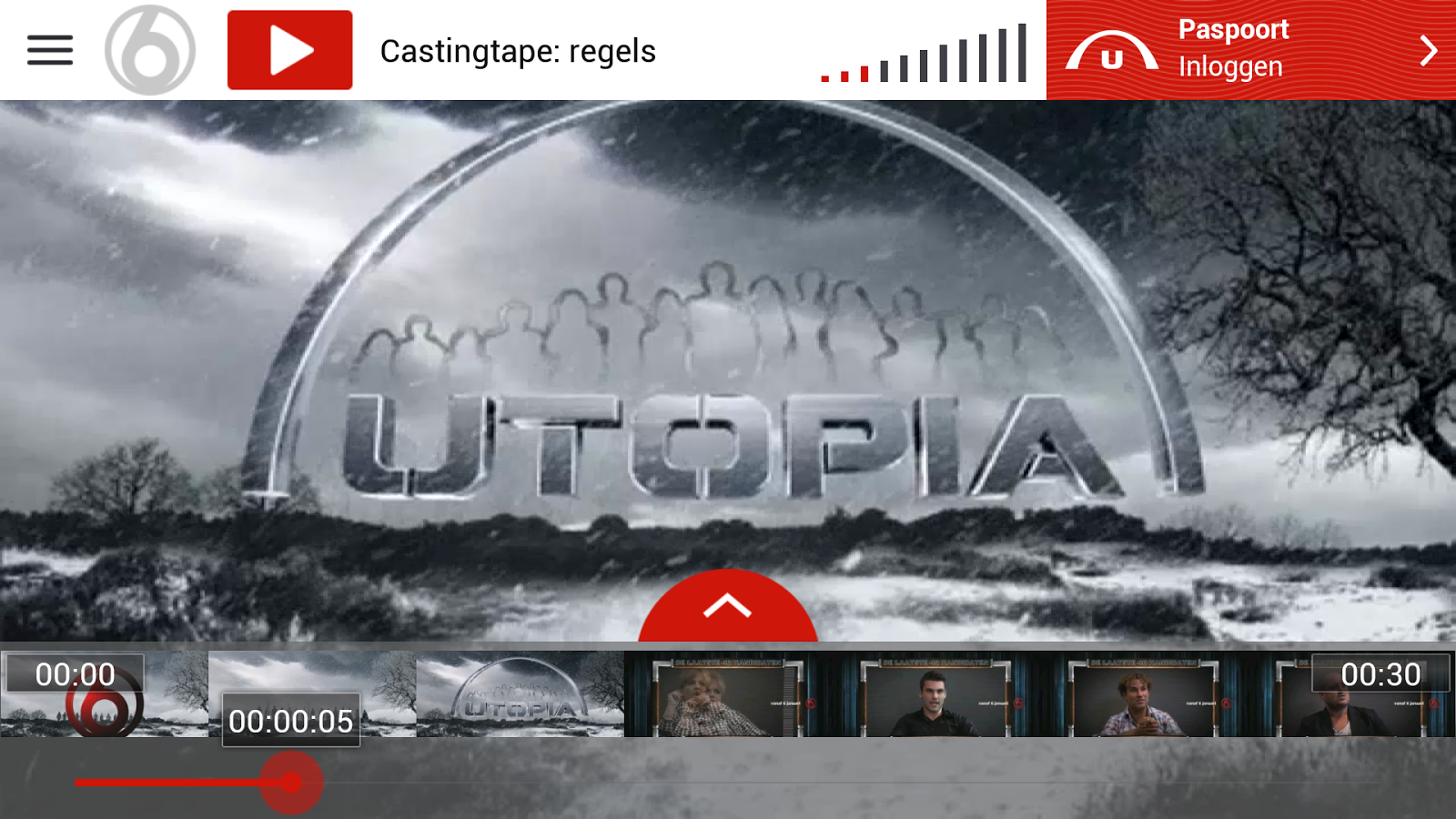 Utopia NL - screenshot