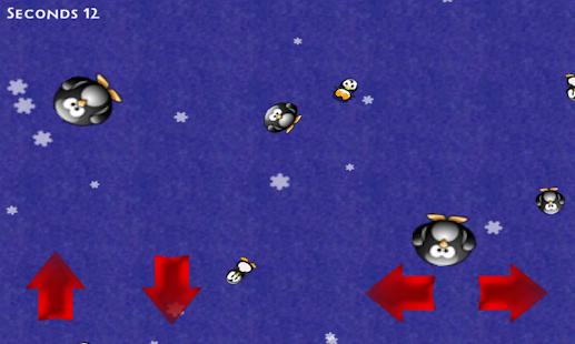 Penguin Skate Chase