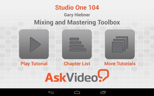 Studio One 104