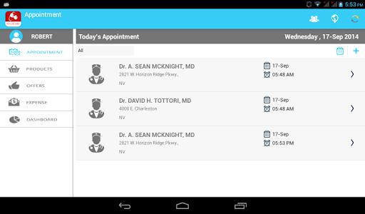 Smart Medical Rep Smart MR