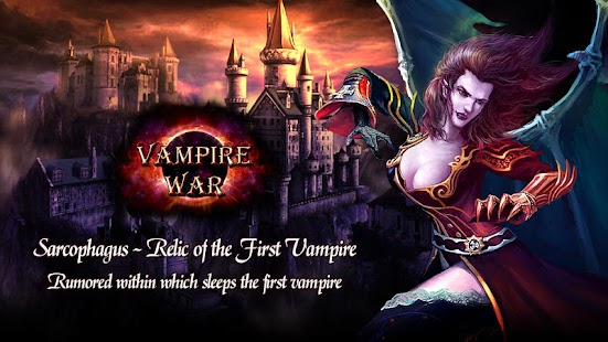 Vampire War- screenshot thumbnail