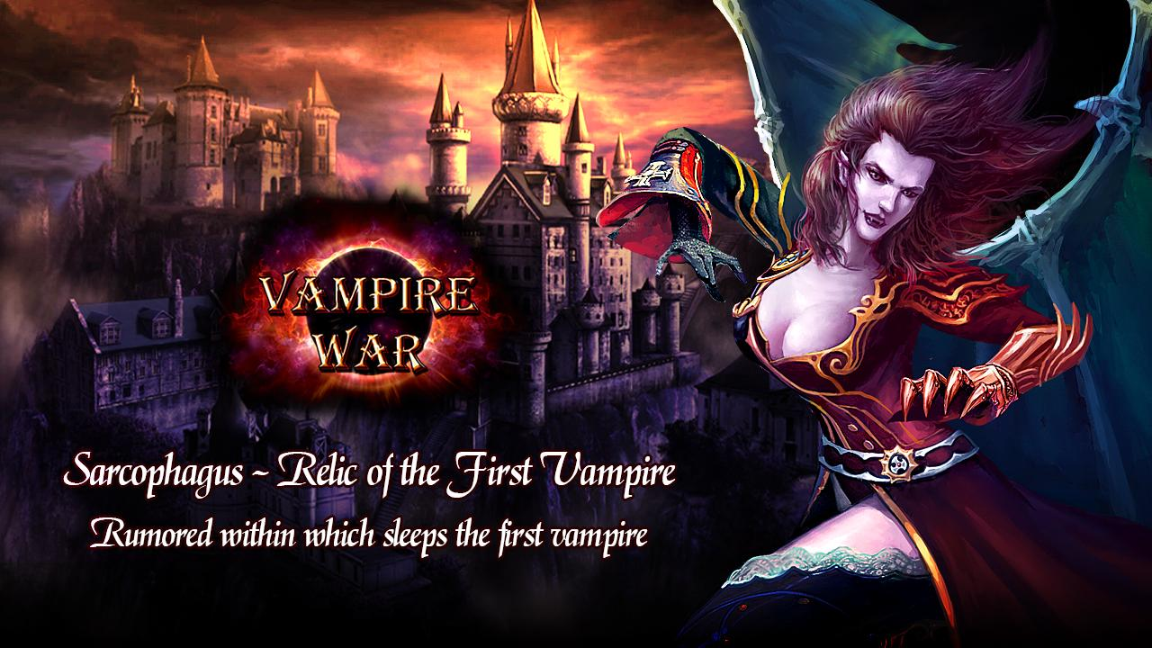Vampire War- screenshot