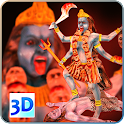3D Maa Kali Live Wallpaper icon