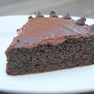 Low-Fat Chocolate Cake.