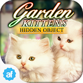 Hidden Object Garden Kittens