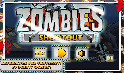 3D Zombie Shootout