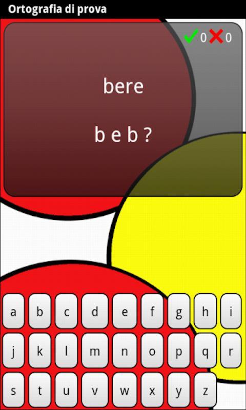 Apprendre l'espagnol - screenshot