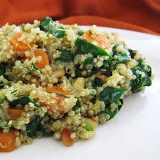 Vegetable Quinoa.
