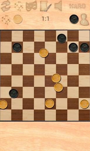 Killer Checkers Chapaev