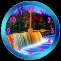 Waterfall Clock Widget icon
