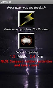 Lightning- screenshot thumbnail
