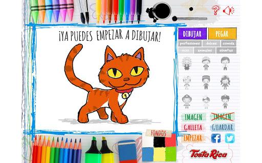 TostaRica Cuaderno Multicolor
