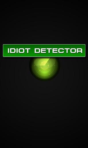 Idiot Detector Free