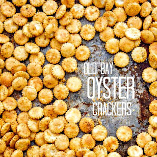 Old Bay Oyster Crackers.