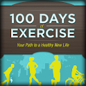 100 Days of Exercise logo