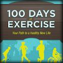 100 Days of Exercise logo