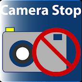 Camera Stop