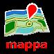 Barcelona Offline mappa Map