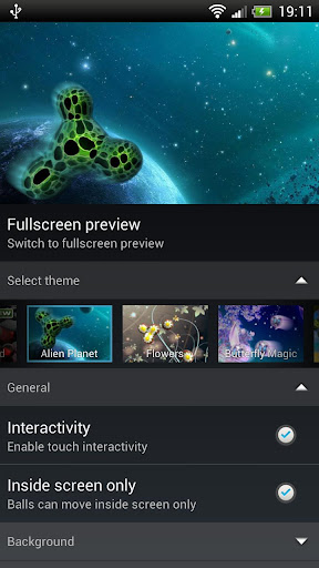 【免費個人化App】Metaballs Liquid Free-APP點子
