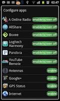 Screenshot of JuiceDefender Plus