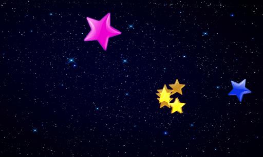 【免費休閒App】Baby star popper HD free-APP點子