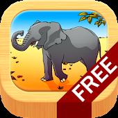 Animalpuzzle Wildlife - LITE