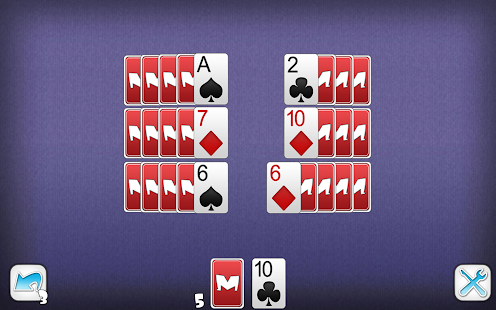 TriPeaks Solitaire- screenshot thumbnail