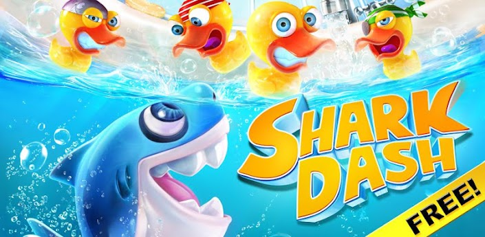 Shark Dash Free 1.1.1 apk