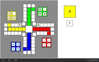 Screenshot of Ludo for android