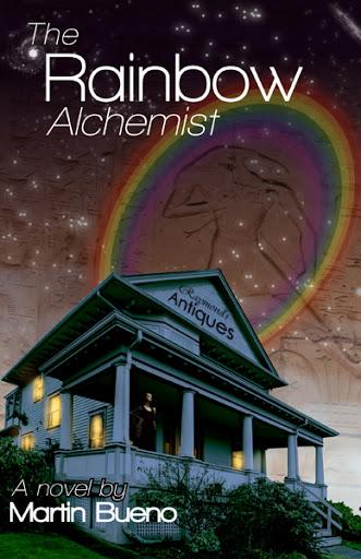 The Rainbow Alchemist cover
