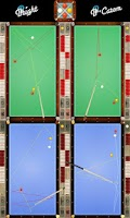 Screenshot of BB Carom Billiard (3 cushion)