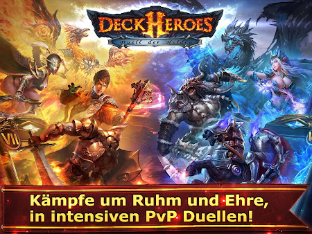 Deck Heroes: Duell der Helden 5.5.0 screenshot 7432