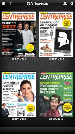 L'Entreprise - Magazine