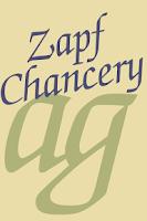 Screenshot of Zapf Chancery FlipFont