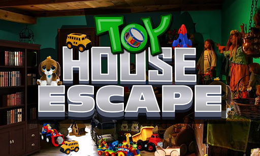 444-Toy House Escape