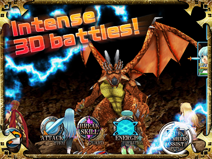 RPG Alphadia Genesis - screenshot thumbnail