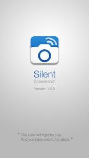 Silent Screenshot - screenshot thumbnail