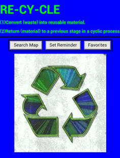 RECYCLING BIN - screenshot thumbnail
