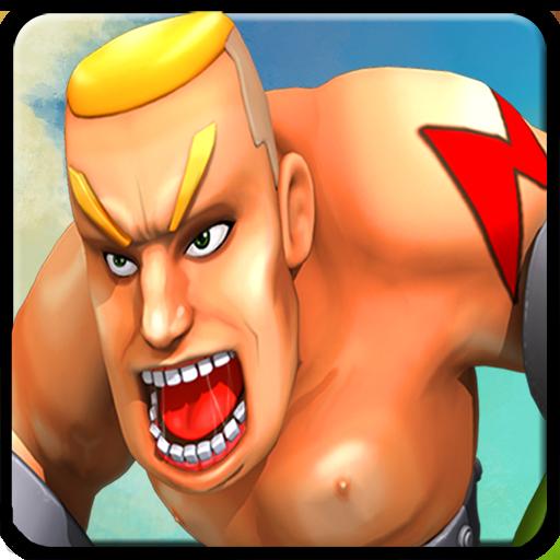 Pocket Online War  FREE LOGO-APP點子